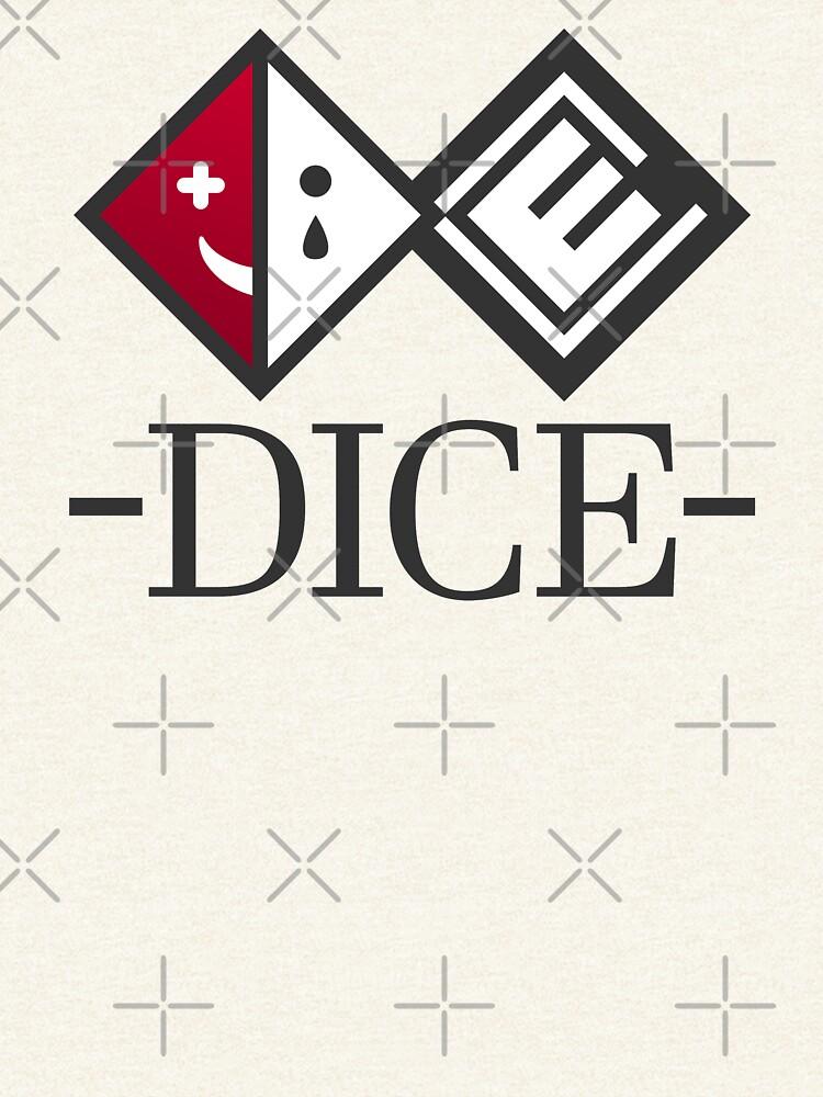 D.I.C.E. Logo by lorihime