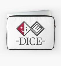 D.I.C.E. Logo Laptop Sleeve