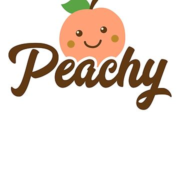 Peachy by DetourShirts