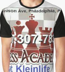 Chess Academy Graphic T-Shirt