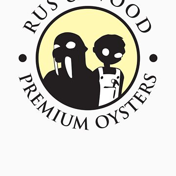 Rus & Wood - Premium Oysters by devoid