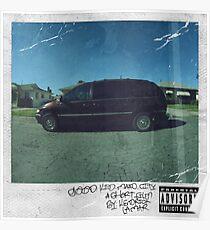 Kendrick Lamar - good kid, m.A.A.d city Deluxe Poster