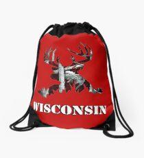 Wisconsin Outdoors  Drawstring Bag