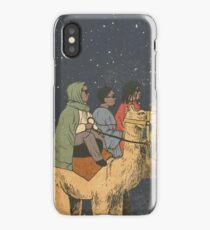 Three Wise Migos iPhone Case/Skin
