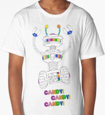 Candy Cadet FNAF Long T-Shirt