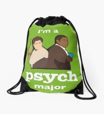 Psych Drawstring Bag