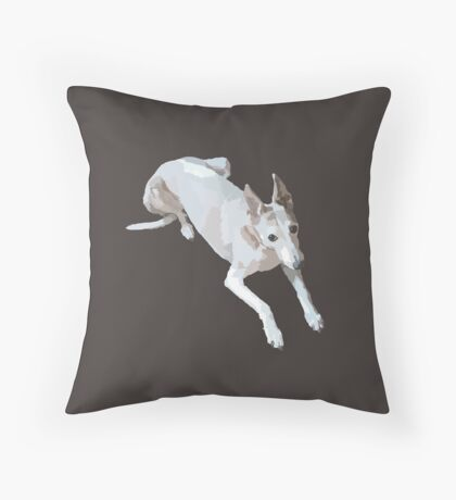 Devo Throw Pillow