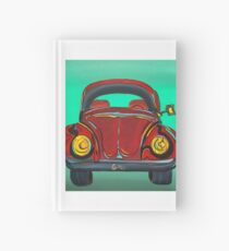 My first Beetle Hardcover Journal