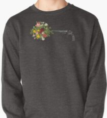 Gun and Roses  Pullover