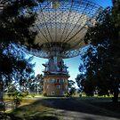 Parkes Radio Telescope, NSW. Australia by hans p olsen