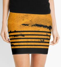 Kodachrome Vintage Film Stock Logo Mini Skirt