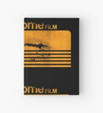 Kodachrome Vintage Film Stock Logo Hardcover Journal