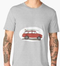 surfs up! Men's Premium T-Shirt