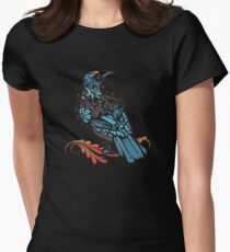 New Zealand Tui Women's Fitted T-Shirt