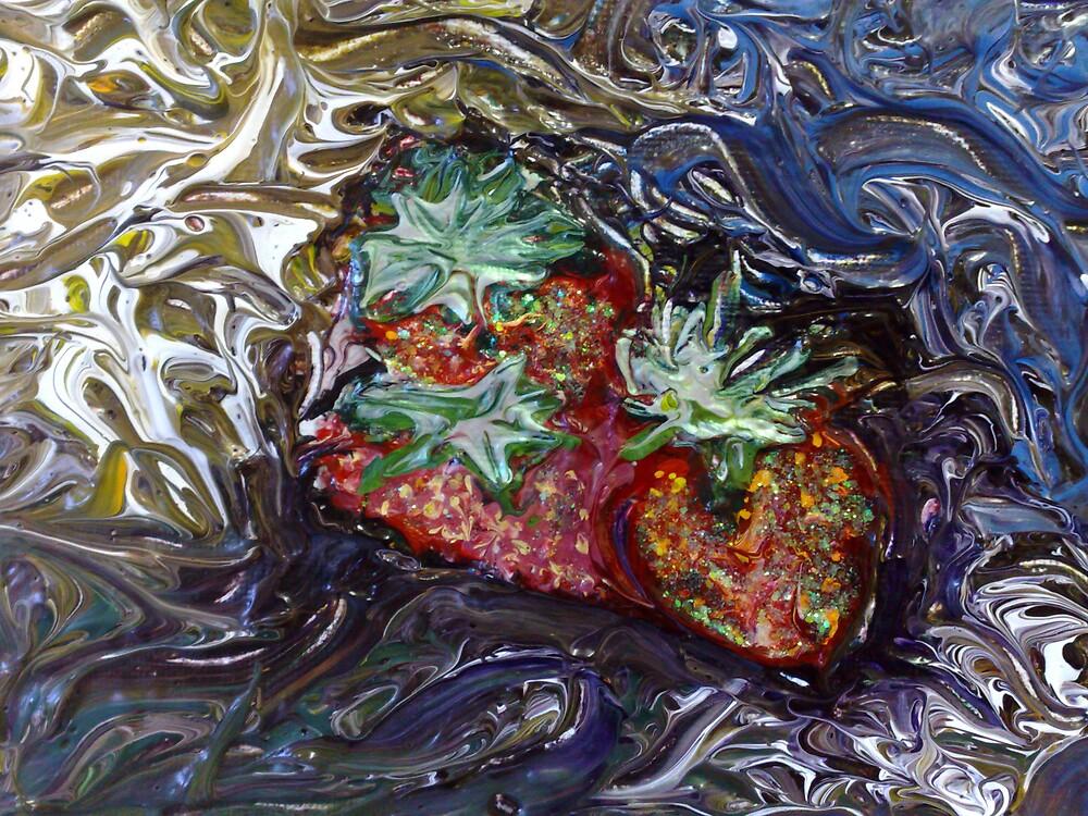 Strawberries by Karen McGrath