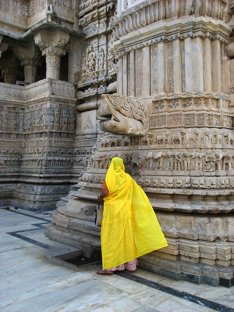 Jaan Temple, Jodhpur, India. by mypics4u