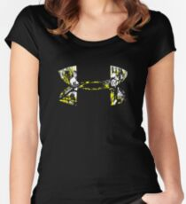 Take Order From Under Armour Women's Fitted Scoop T-Shirt