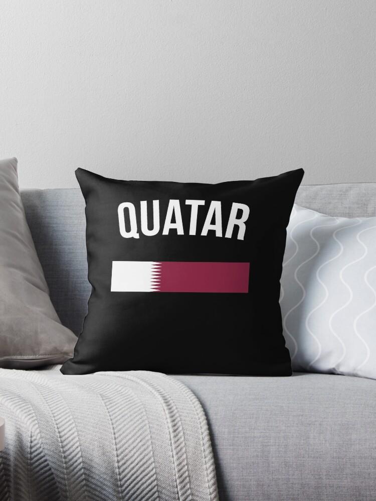 Katar Flagge von davdmark