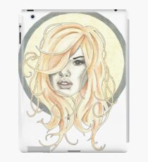 Face Blond iPad Case/Skin