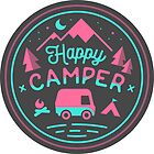 Happy Camper Soft-top by amandaflagg