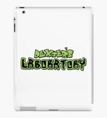 its dexters laboratory iPad Case/Skin