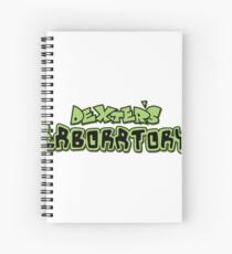 its dexters laboratory Spiral Notebook
