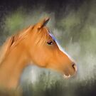 Inspiration - Horse art by Michelle Wrighton by Michelle Wrighton