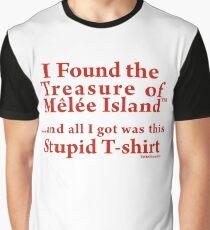 Monkey Island: Treasure of Melee Island Graphic T-Shirt