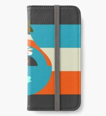 Cute fox reflection iPhone Wallet/Case/Skin