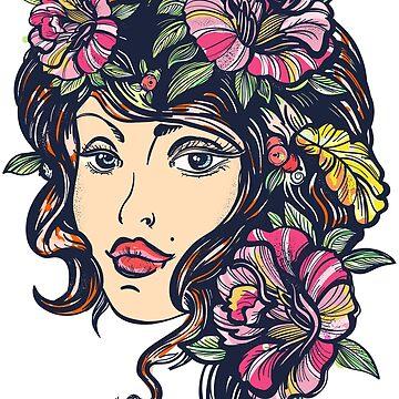 Mujer naturaleza de intueri