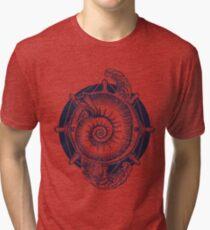 Sea adventure Tri-blend T-Shirt