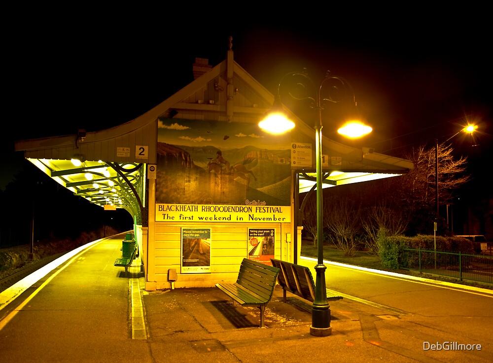 Blackheath Station by DebGillmore