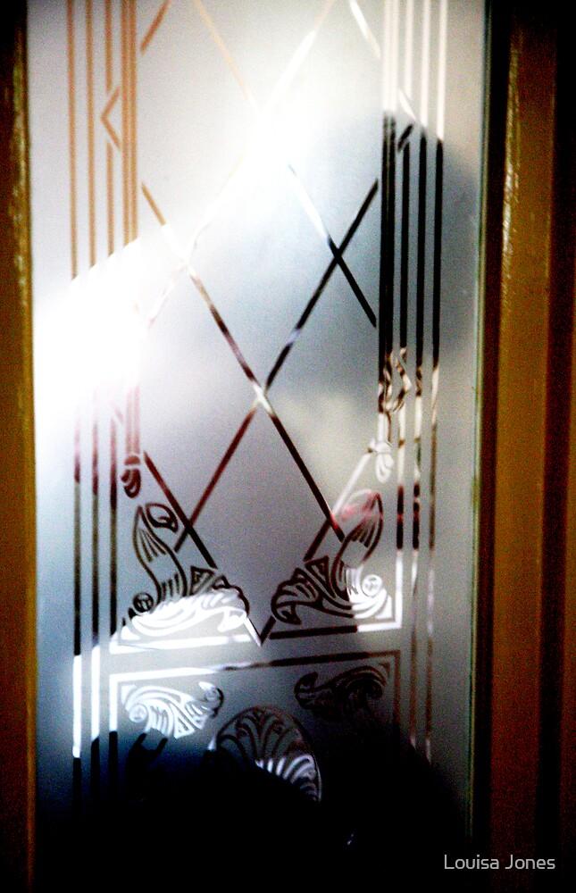 Through the Glass by Louisa Jones