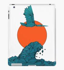 Shard Wave iPad Case/Skin