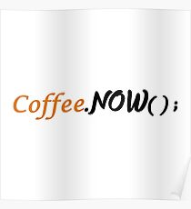 coffee now - coffee.Now() Poster