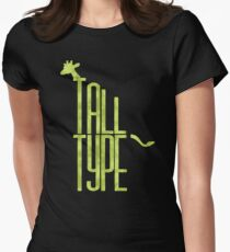 BEST PROMO TP597 Tall Type New Product Women's Fitted T-Shirt