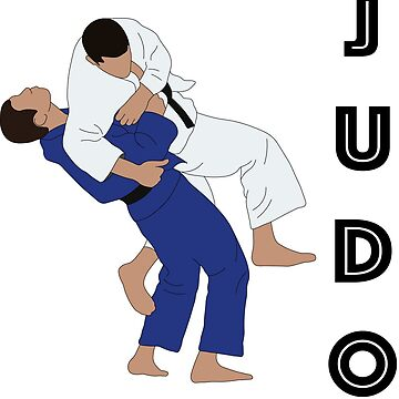 Judo Throw by sportart