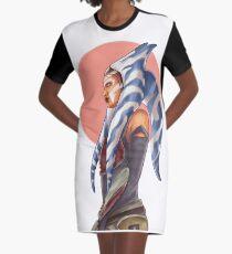 Ahsoka & Sun Graphic T-Shirt Dress