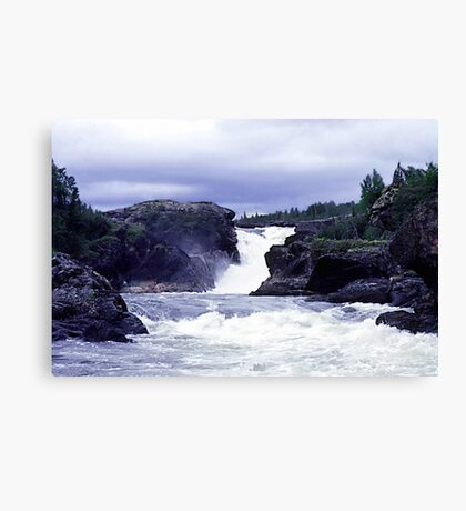 Lost memories. Canvas Print