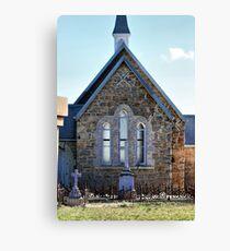 Iandra Church Canvas Print