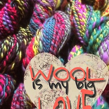 Wool is my big love by madebyfrauh