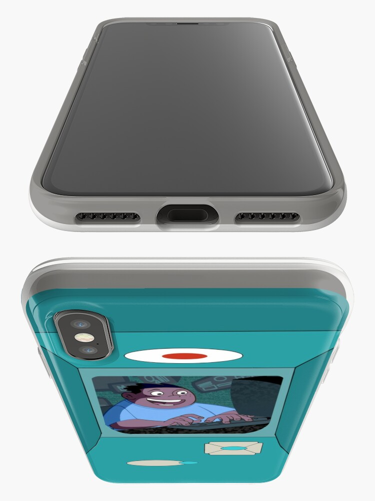 Alternate view of Kimmunicator Kim Possible iPhone Case & Cover