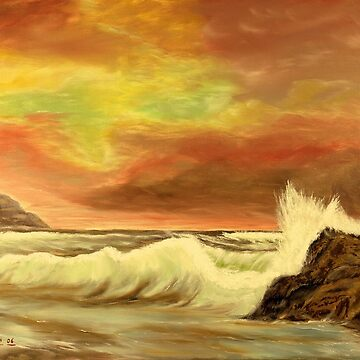 Seascape 1 by KensArt2
