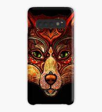 The Fox Hülle & Klebefolie für Samsung Galaxy