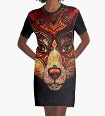 The Fox T-Shirt Kleid