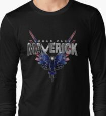 Maverick Logan Paul Blink Space  Long Sleeve T-Shirt