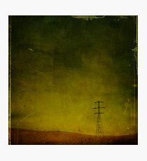 One Photographic Print