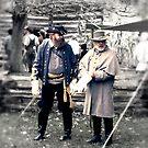 Civil War Reenactment by morningdance