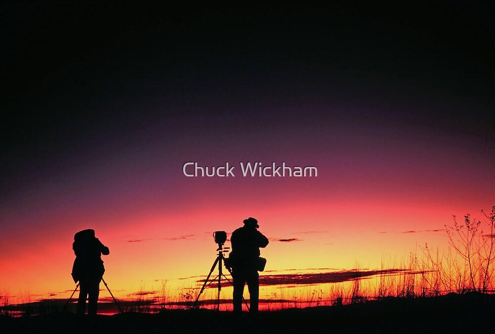 PHOTOGRAPHERS, CLINGMANS DOME by Chuck Wickham