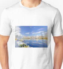 Burton's Wintry River Trent  T-Shirt